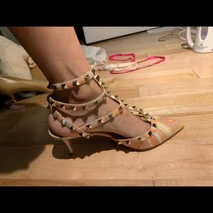 valentino heels in 38